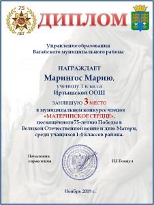 Иртышская ООШ (1)